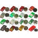 28 Different Flavors Famous Tea, including Black/Green/White/Yellow/Jasmine Tea,Puerh,Oolong