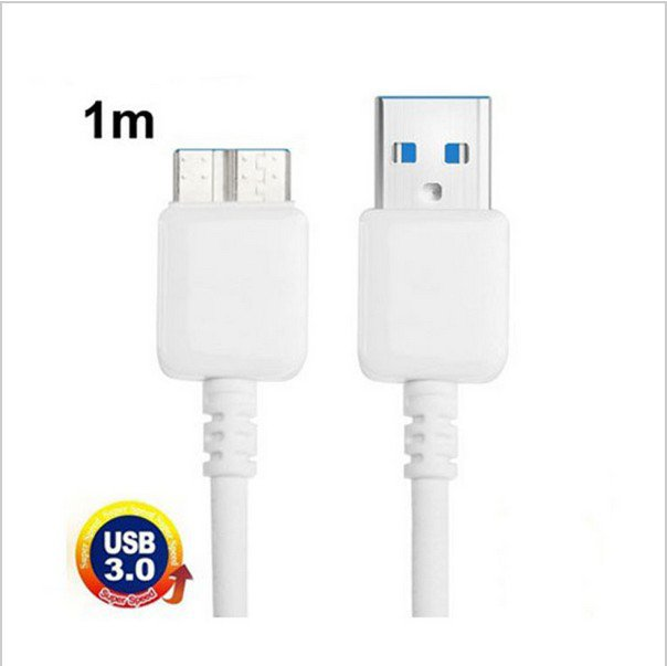 USB 3.0 Data Transfer Charger Sync mobile phone Cable For Samsung Galaxy Note 3 III S5 N9000 N9002