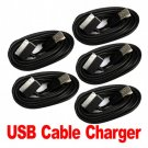 5pcs 10ft USB Sync Data Charging Charger Cable Cord For iPhone 4 4S      SKU:27047