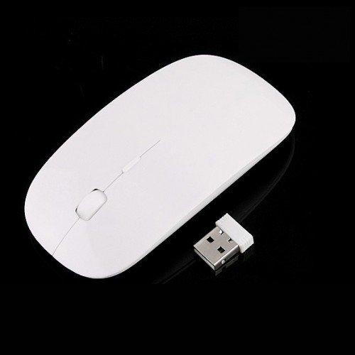 2.4G 2.4GHz Wireless Optical Mouse Mice For Laptop PC MAC Win XP VISTA 7      SKU:27501