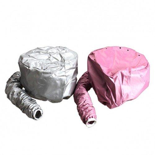 Home Portable Soft Hood Bonnet Attachment Haircare Salon Hair Dryer