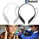 Bluetooth Wireless HandFree Sports Stereo Headset Earphone For Samsung iPhone LG(black color)