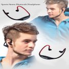Sports Wireless Bluetooth Handfree Stereo Headset Headphone for iPhone Samsung(color green