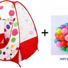 Kids Play House Children play balls Baby Toddler Outdoor Indoor Play tent Toys