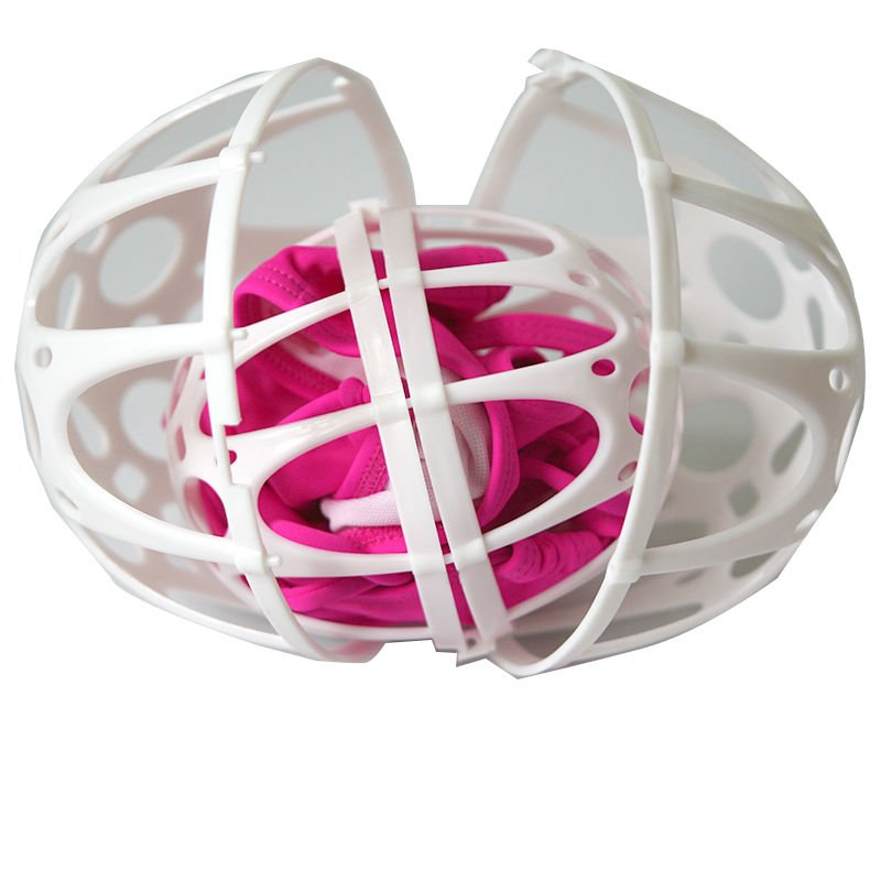 Bubble Bra Washer Wash Outer Inner Baby Laundry Aid Saver Ball Washing