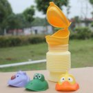 Portable Kid Children Urinal Car Travel Toilet Potty Training Pee Camping 400ML
