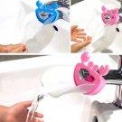 Crab Design Bathroom Sink Faucet Extender Help Kid Toddler Washing Hands Gift