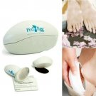 Home Use Pedicure Remove Callous Cuticle Foot File Ped Egg Foot Care Massage