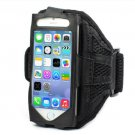 Mesh Gym Armband Case Cover Sports Running Jogging for Apple iPhone5/5S  (COLOR BLACK