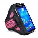 Mesh Gym Armband Case Cover Sports Running Jogging for Apple iPhone5/5S  (COLOR PINK