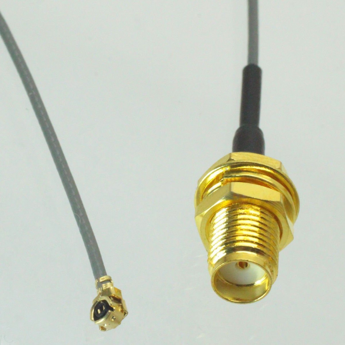 IPX I-PEX UFL To SMA Female RF Adapter Cord Cable Antenna 25cm SMA IPX1.13