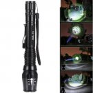 UltraFire 2200lum Tactical Cree XM-L T6 LED Light Hunting Flashlight Torch ZOOM