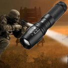 2200LM Ultrafire CREE XM-L T6 LED 18650/26650/AAA Flashlight Torch Light BLACK