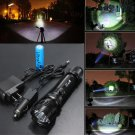 UltraFire CREE 2200LM XM-L T6 K8 LED 18650 Flashlight Torch Light 5Mode +Charger
