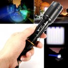 UltraFire 2200LM CREE XML T6 LED ZOOMABLE Flashlight Torch LIght Lamp +Belt Clip
