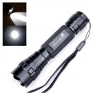 UltraFire 1200 Lumens CREE XM-L XML T6 LED WF-501B 5 Modes Flashlight Torch Lamp
