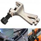 Cycling Bike Bicycle Steel Chain Breaker Splitter Rivet Cutter Tool Spoke Wrench