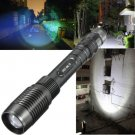 UltraFire 2200LM CREE XML T6 LED ZOOMABLE Focus Flashlight 18650 Zoom Torch Lamp