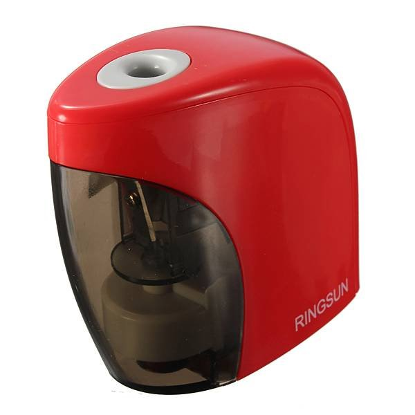 Automatic Electric Touch Switch Pencil Sharpener Home Office School Desktop