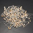 50PCS 5MM Photoresistor 5516 GL5516 LDR Photo Resistors Light-Dependen​t
