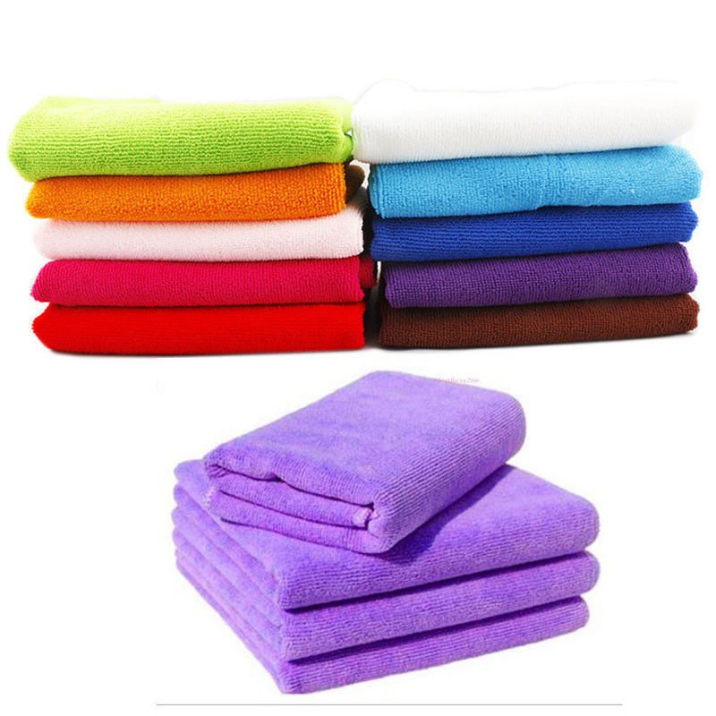 70x140CM Microfibre Sports Travel Gym Fitness Beach Swim Camping Bath Towel(color yellow