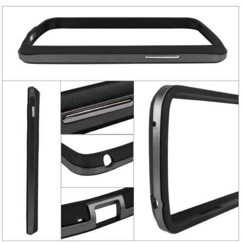 1 pack Newest Black Bumper Frame Case Cover For LG Google Nexus 4 LG E960