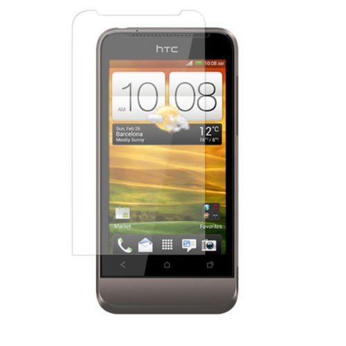 1 pack HD Clear LCD Screen Protector Film Shield Guard Cover For HTC One V