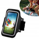 Armband Case Cover Holder Fr Samsung Galaxy S4 Mini i9190 (COLOR BLACK
