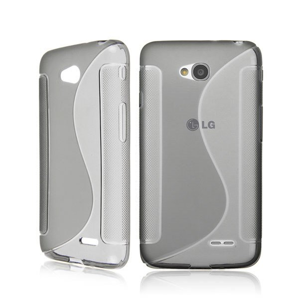 TPU Case for LG Optimus L70 ( GREY