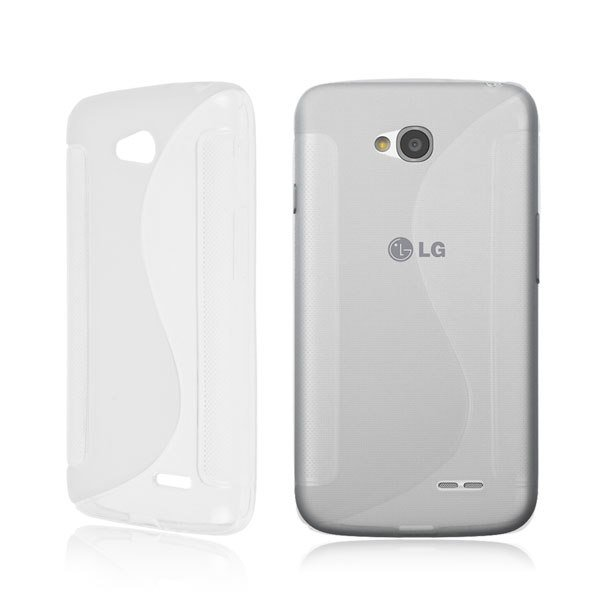 TPU Case for LG Optimus L70 ( COLOR CLEAR