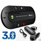 Super Bluetooth Buddy Handsfree In Car Bluetooth Visor Kit Speakerphone