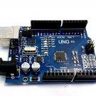 UNO R3 ATmega328P USB Development Board CH340G for Arduino Compatible +USB Cable