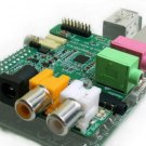 Wolfson Audio Sound Card for Raspberry Pi