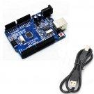 UNO R3 Development Board Microcontroller MEGA328P ATMEGA16U2 Compat for Arduino