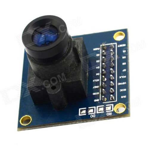 OV7670 300KP VGA Camera Module for Arduino - Work With Official Arduino Board