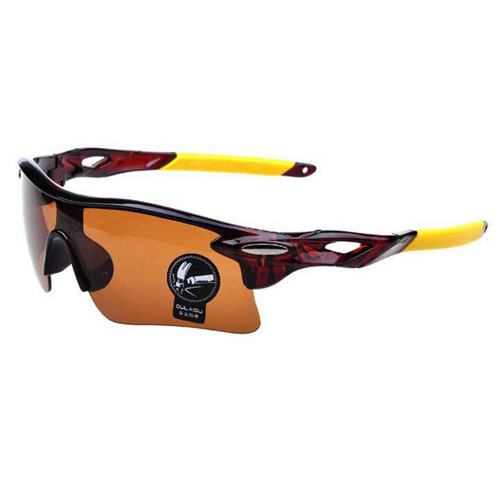 Men's Sunglasses Goggles Cycling Glasses Sports Glasses BX(mercury mirror