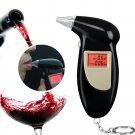 Digital Alcohol Breath Tester Breathalyzer Analyzer Detector Test Keychain DX