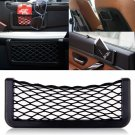 Car Auto String Mesh Net Bag Storage Pouch For Cell phone