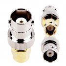 SMA Male Plug to BNC Female Radio Antenna RF Coaxial Connector Adapter