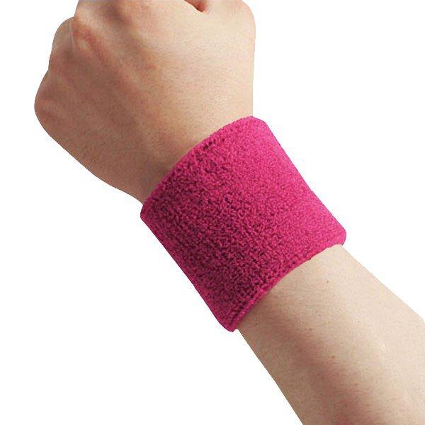 Unisex Basketball Tennis GYM Sports Wristband Wrist Band Sweat Band Sweatband