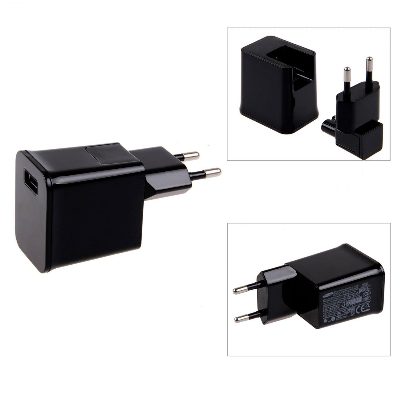EU Plug 2A USB Wall Charger Adapter For Samsung Galaxy Tab 2 7.7 8.9 10.1 Tablet