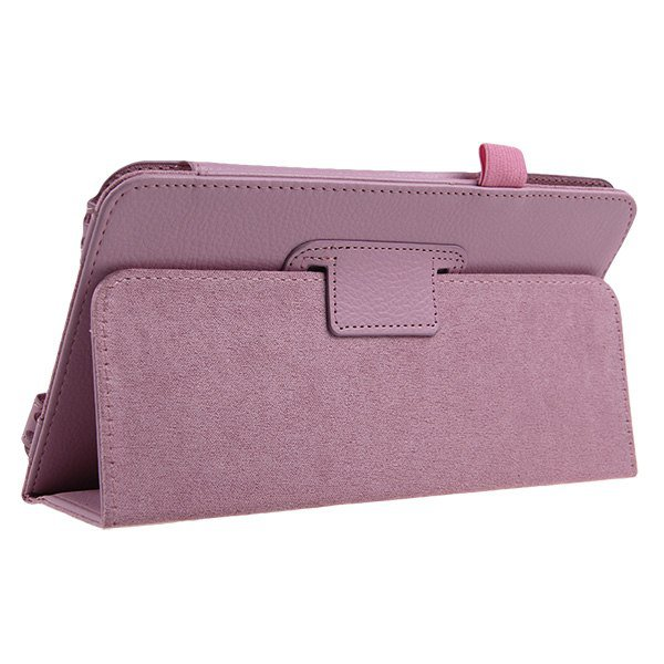 """PU Leather Folding Stand Flip Case Cover for Samsung Galaxy Tab 4 8"""" T330( color 3"""