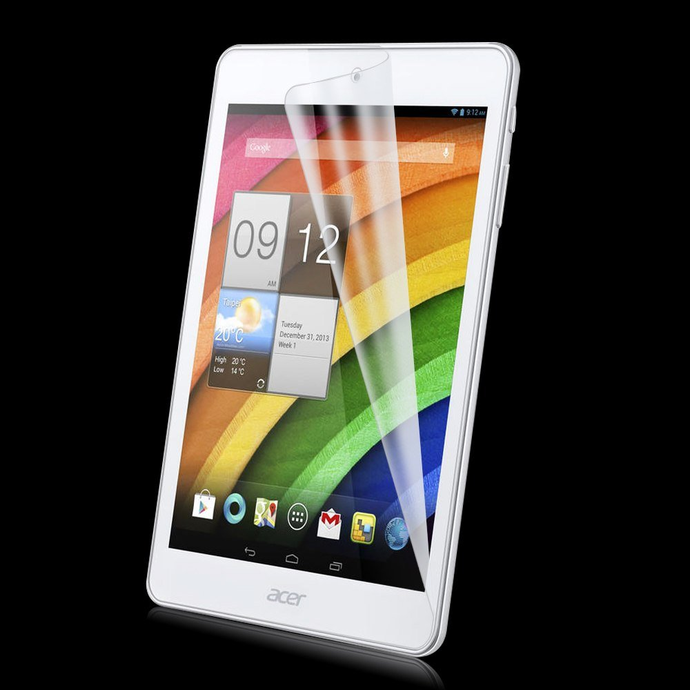 """1x Clear Screen Protector Film Cover Shield for 7.9"""" Acer Iconia A1-830 Tablet"""