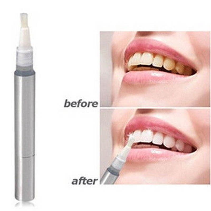 Bleach Cleaning Oral Care White Teeth Whitening Pen Tooth Gel Whitener AS3