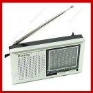 FM MV SW KK-11 Display Radio