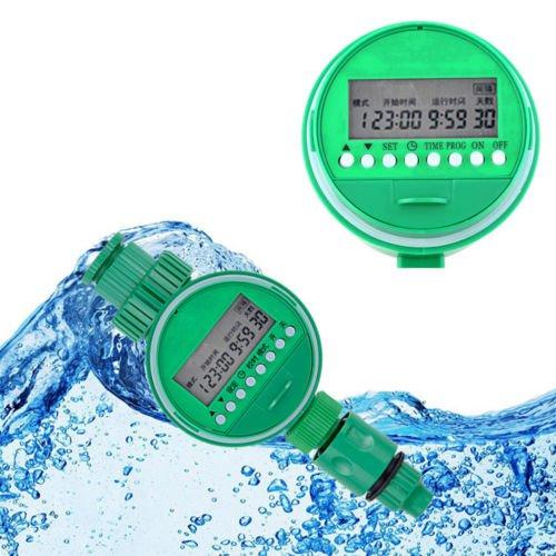 Home Water Timer Garden Irrigation Controller 5548-16 Set Water Programs