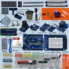 Ultimate UNO R3 Starter Kit for Arduino 1602 LCD Servo Motor LED Relay