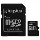 KINGSTON MICRO SDHC C10 8GB 8G 8 G CLASS 10 UHS-I U1 MICRO SD HC MEMORY CARD NEW