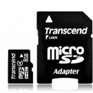 TRANSCEND MICRO SD MICRO SDHC C4 8GB 8G 8 G GB FLASH MEMORY CARD