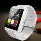 U8 Bluetooth Smart Wrist Watch Phone Mate For Android&IOS Iphone Samsung LG ( COLOR WHITE
